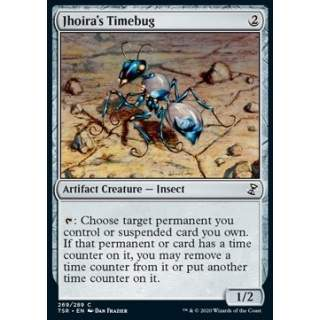 Jhoira's Timebug