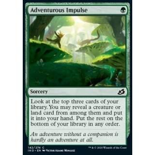 Adventurous Impulse - FOIL