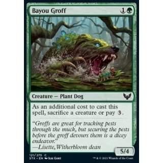 Bayou Groff - FOIL