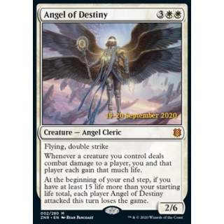 Angel of Destiny (V.2) - PROMO FOIL