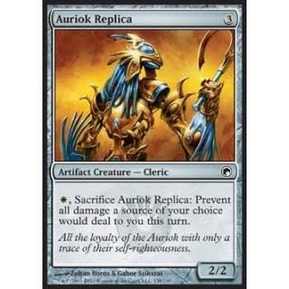Auriok Replica