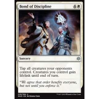 Bond of Discipline