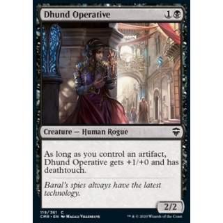 Dhund Operative - FOIL