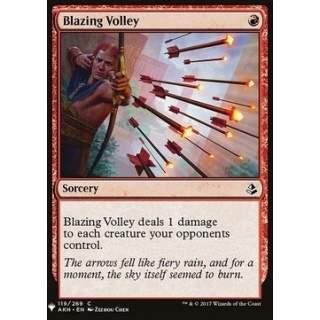 Blazing Volley