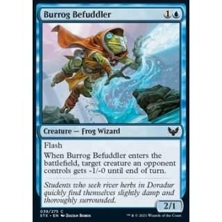 Burrog Befuddler - FOIL