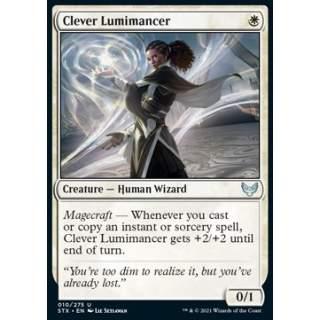 Clever Lumimancer - FOIL