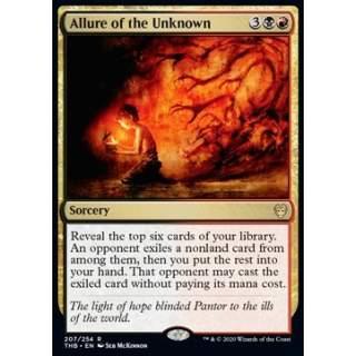 Allure of the Unknown - FOIL