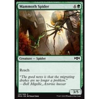 Mammoth Spider - FOIL