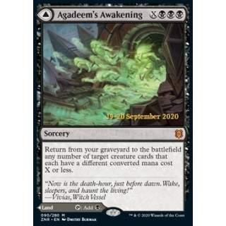 Agadeem's Awakening // Agadeem, the Undercrypt (V.2) - PROMO FOIL