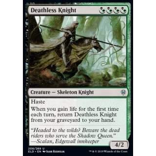Deathless Knight - FOIL