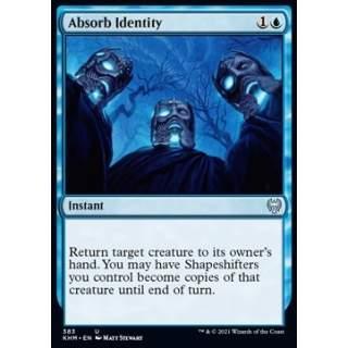 Absorb Identity - PROMO