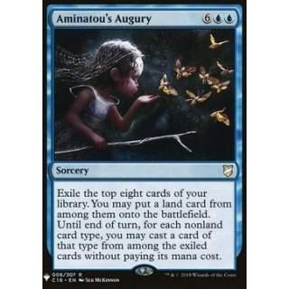 Aminatou's Augury