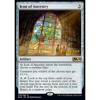 Icon of Ancestry (Version 2) - PROMO FOIL