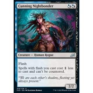 Cunning Nightbonder - FOIL