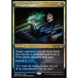 Thought Erasure - FOIL
