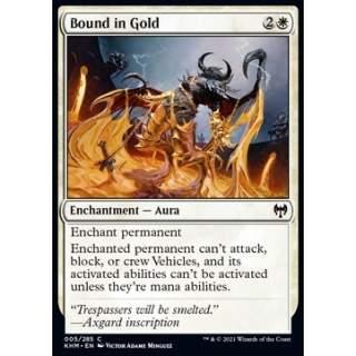 Bound in Gold