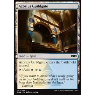 Azorius Guildgate (Version 2)