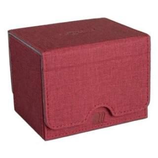 Blackfire - Deck Box Horizontal - Red