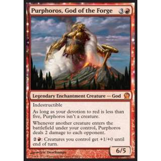 Purphoros, God of the Forge