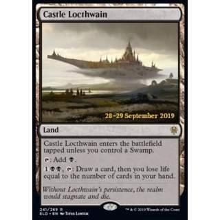 Castle Locthwain (Version 1) - PROMO FOIL