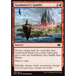 Geomancer's Gambit