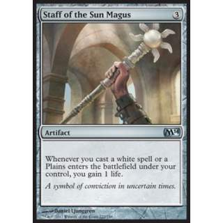 Staff of the Sun Magus