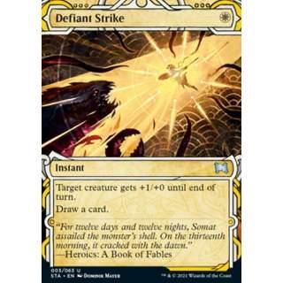 Defiant Strike (V.1) - FOIL
