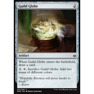 Guild Globe - FOIL