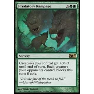 Predatory Rampage