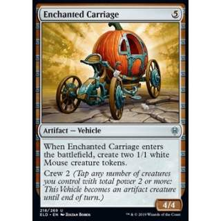 Enchanted Carriage - FOIL