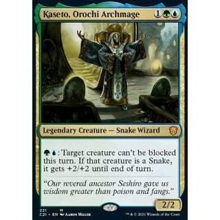 Kaseto, Orochi Archmage
