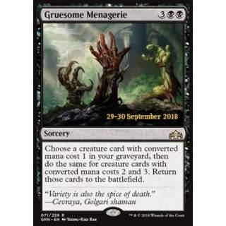 Gruesome Menagerie - PROMO FOIL