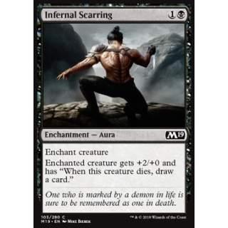 Infernal Scarring