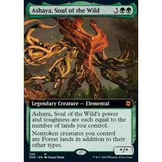 Ashaya, Soul of the Wild - PROMO FOIL