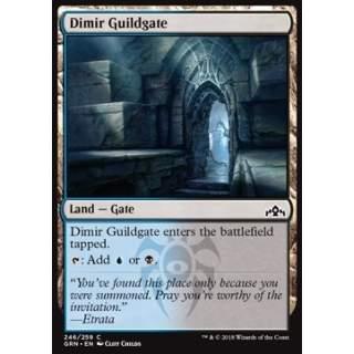 Dimir Guildgate (Version 2)