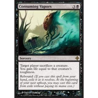 Consuming Vapors