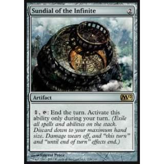 Sundial of the Infinite