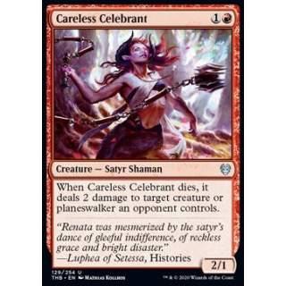 Careless Celebrant - FOIL