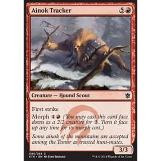 Ainok Tracker