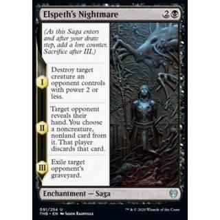 Elspeth's Nightmare - FOIL