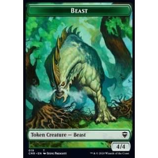 Beast Token (G 4/4) // Elephant Token (G 3/3)