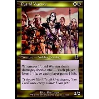 Putrid Warrior