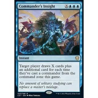Commander's Insight