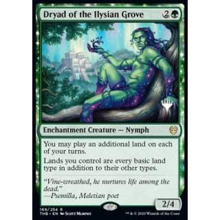 Dryad of the Ilysian Grove (Version 1) - PROMO