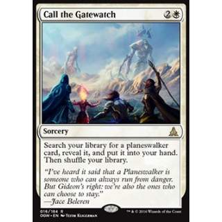 Call the Gatewatch