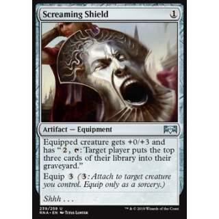 Screaming Shield