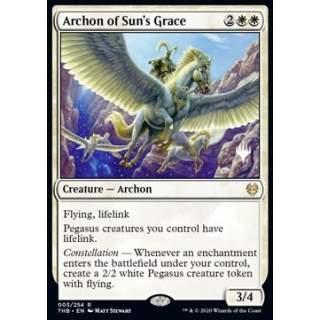 Archon of Sun's Grace (V.1) - PROMO FOIL