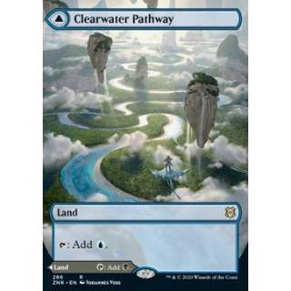 Clearwater Pathway // Murkwater Pathway - PROMO FOIL