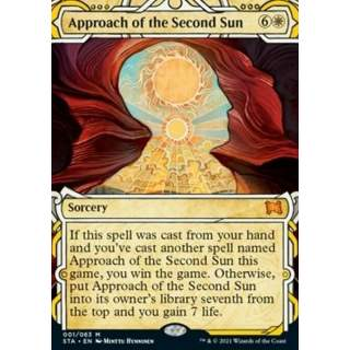 Approach of the Second Sun (V.1) - FOIL