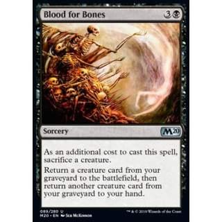 Blood for Bones